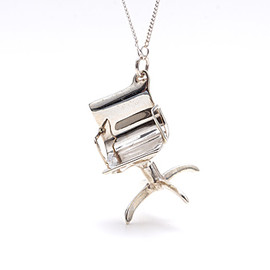Bruxe Design - The Work chair necklace