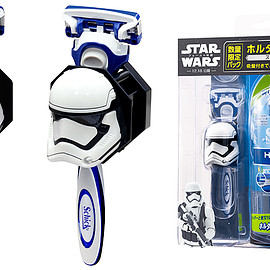 SCHICK - STAR WARS model, ヒゲソリ