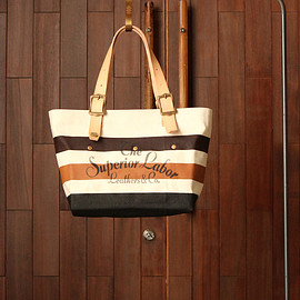 THE SUPERIOR LABOR - 3 Colors engineer tote bag S (Stencil 04)