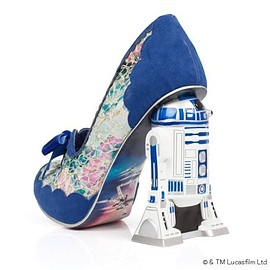 IRREGULAR CHOICE - star warsパンプス