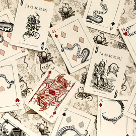 KRAKEN RUM - Kraken Playing Cards