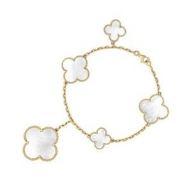 Van Cleef & Arpels - Magic Alhambra Bracelet Profile Photo