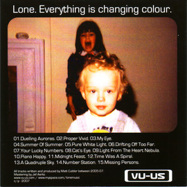 Lone - Everything Is Changing Colour