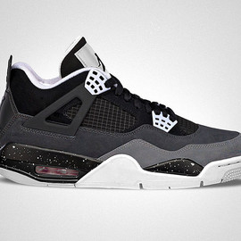 Nike - Air Jordan 4 Stealth