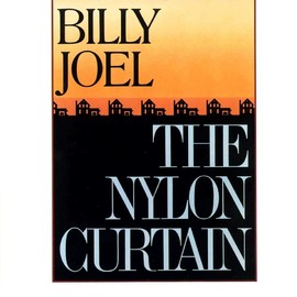 BILLY JOEL, ビリー・ジョエル - THE NYLON CURTAIN
