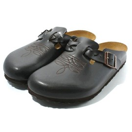 BIRKENSTOCK - BOSTON NL Black MESH