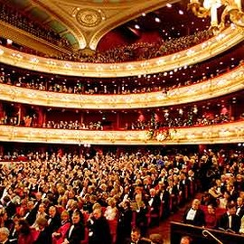 Royal Opera House - London - Royal Opera/Royal Ballet