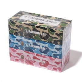 A BATHING APE - tissue box