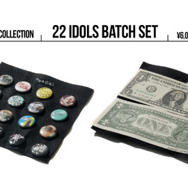 NADA. - NADA. 2011A/W  22 Idols Batch Set