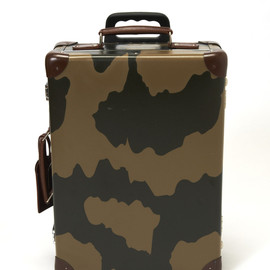Globe-Trotter - Camouflage Suit Case