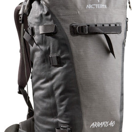 Arc'teryx - Arrakis 40 Backpack Blackbird