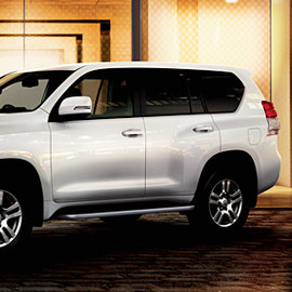 TOYOTA - LAND CRUISER PRADO