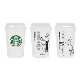 スターバックス - Starbucks Mamezara Set ART