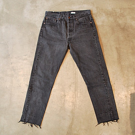 OLD PARK, LEVI'S - U.S TAPERED JEANS