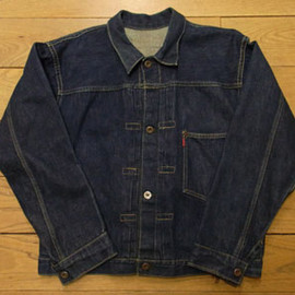 LEVI'S - 40's 506XX Denim Jacket