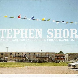Stephen Shore - Uncommon Places, 50 Unpublished Photographs 1973-1978