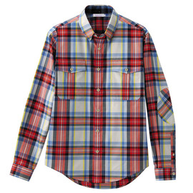 UNIQLO, OPENING CEREMONY - DI Long Sleeve Design Check Shirts