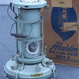 アラジン - Aladdin blue flame heater series16