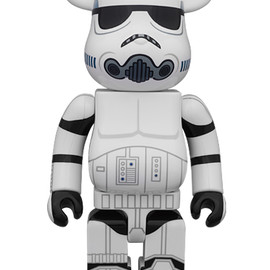 MEDICOM TOY - BE@RBRICK 400% STORMTROOPER