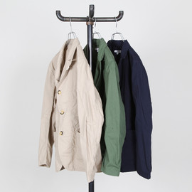 Engineered Garments - Bedford Jacket (Cotton Ripstop)