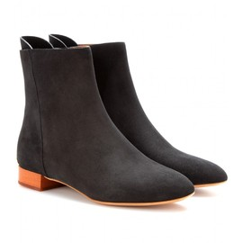 Chloé - SUEDE ANKLE BOOTS