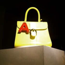 DELVAUX - Special edition designed by Walter van beirendonck