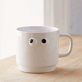 Slide View: 1: Googly Eye Mug
