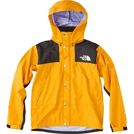 THE NORTH FACE - MOUNTAIN RAINTEX JACKET