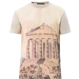 DOLCE&GABBANA - Photo Tshirts