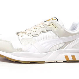 "Puma - XT2 WHITE ON WHITE ""KA LIMITED EDITION"""