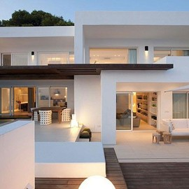 Ibiza - White Luxurious Villa
