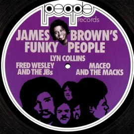 JAMES BROWN(LP) THERE IT IS