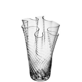 LSA international - Orietta Clear Glass Vase