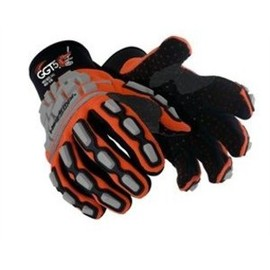 HexArmor - Mud Grip GGT5 Chill Insulated Waterproof Windproof Cold Weather Safety Gloves