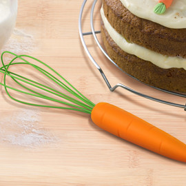 Fred & Friends - Cook's Carrot Whisk