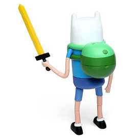 "Adventure Time - Finn 10"" figure"