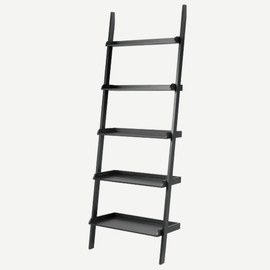 THE CONRAN SHOP - WALL BOOKSHELF WIDE BLACK