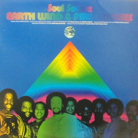 EARTH WIND & FIRE - SOUL SOURCE EARTH WIND & FIRE REMIXES pt1 / SONY