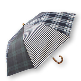 Traditional Weatherwear - CRAZYPATTERN Folding Umbrella