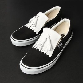 VANS - DICTIONARY × GUILD PRIME × VANS SLIP-ON