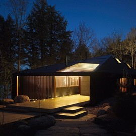 MacLennan Jaunkalns Miller Architects - Clear Lake Cottage, Ontario, Canada