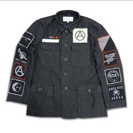 PEEL&LIFT - anarchist jacket