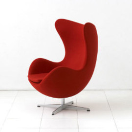 tongue chair re-issued by HOWE