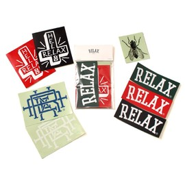 RELAX ORIGINAL® - Sticker Pack