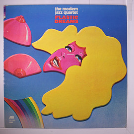 The Modern Jazz Quartet ‎ - Plastic Dreams (Vinyl,LP)