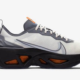 NIKE - ZoomX Vista Grind - Sail/Grey/Black/Orange?