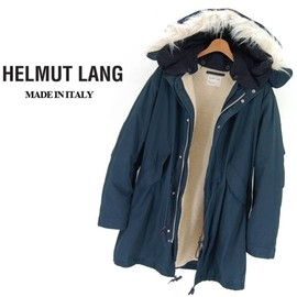HELMUT LANG - mods coat