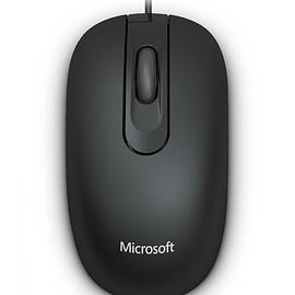 Microsoft - マイクロソフト 有線 マウス Optical Mouse 200 ブラック for Business 35H-00008 (法人向け)