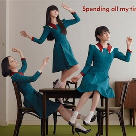 Perfume - Spending all my time(初回限定盤)