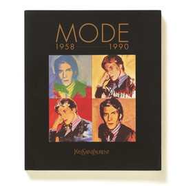 セゾン美術館 - MODE 1958-1990 Yves Saint Laurent